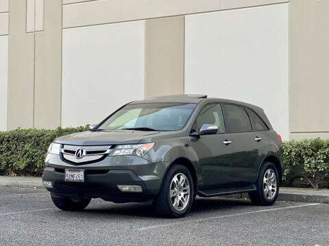 2007 Acura MDX for sale at Carfornia in San Jose CA