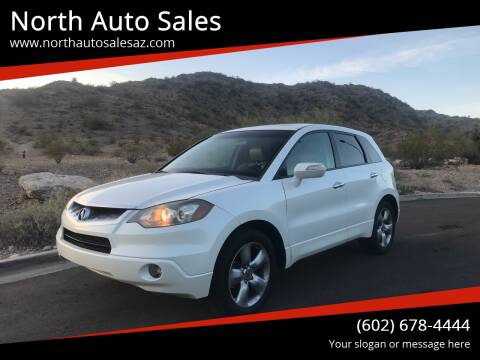 2007 Acura RDX for sale at North Auto Sales in Phoenix AZ