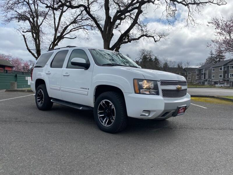 2009 Chevrolet Tahoe for sale at Apex Motors Parkland in Tacoma WA