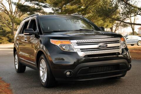 2013 Ford Explorer for sale at Auto House Superstore in Terre Haute IN