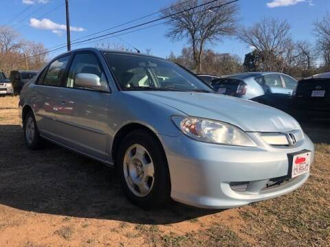 2005 Honda Civic for sale at Hi-Tech Automotive West in Austin TX