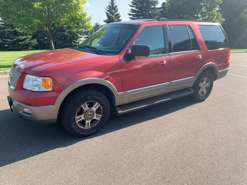 2003 Ford Expedition for sale at Major Motors Automotive Group LLC in Ramsey MN