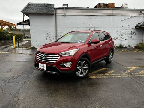 2016 Hyundai Santa Fe for sale at Santa Motors Inc in Rochester NY