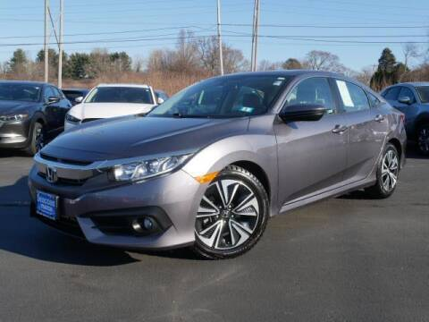2018 Honda Civic for sale at The Yes Guys in Portsmouth NH