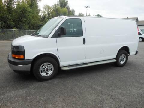 2020 GMC Savana Cargo for sale at Benton Truck Sales - Cargo Vans in Benton AR