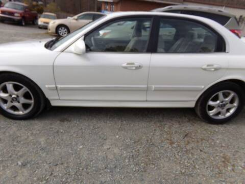 2005 Hyundai Sonata for sale at West End Auto Sales LLC in Richmond VA