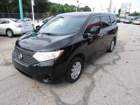 2013 Nissan Quest for sale at King of Auto in Stone Mountain GA