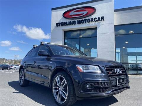 2016 Audi SQ5 for sale at Sterling Motorcar in Ephrata PA