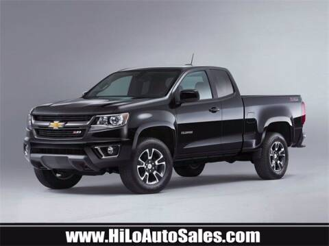 2016 Chevrolet Colorado for sale at Hi-Lo Auto Sales in Frederick MD