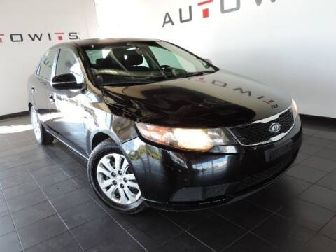 2012 Kia Forte for sale at AutoWits in Scottsdale AZ
