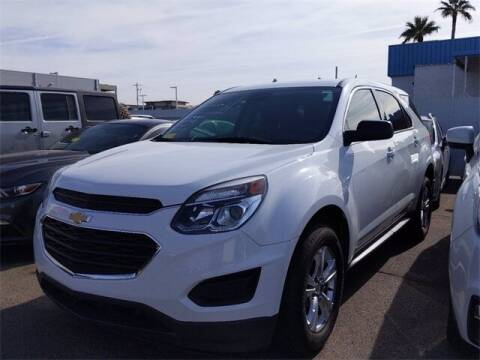 2017 Chevrolet Equinox for sale at Camelback Volkswagen Subaru in Phoenix AZ