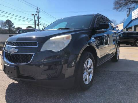 2012 Chevrolet Equinox for sale at Capital Motors in Raleigh NC