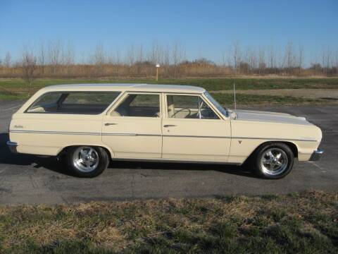 1964 Chevrolet Malibu for sale at Haggle Me Classics in Hobart IN