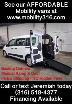 2021 Ford Transit Connect Wagon for sale at Affordable Mobility Solutions, LLC - Mobility/Wheelchair Accessible Inventory-Wichita in Wichita KS