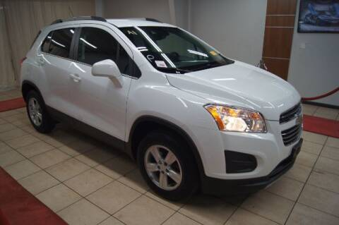 2016 Chevrolet Trax for sale at Adams Auto Group Inc. in Charlotte NC