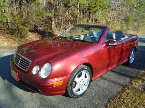 2000 Mercedes-Benz CLK for sale at City Imports Inc in Matthews NC