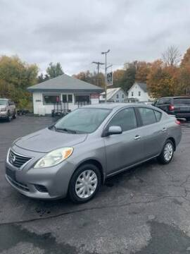 2013 Nissan Versa for sale at WXM Auto in Cortland NY