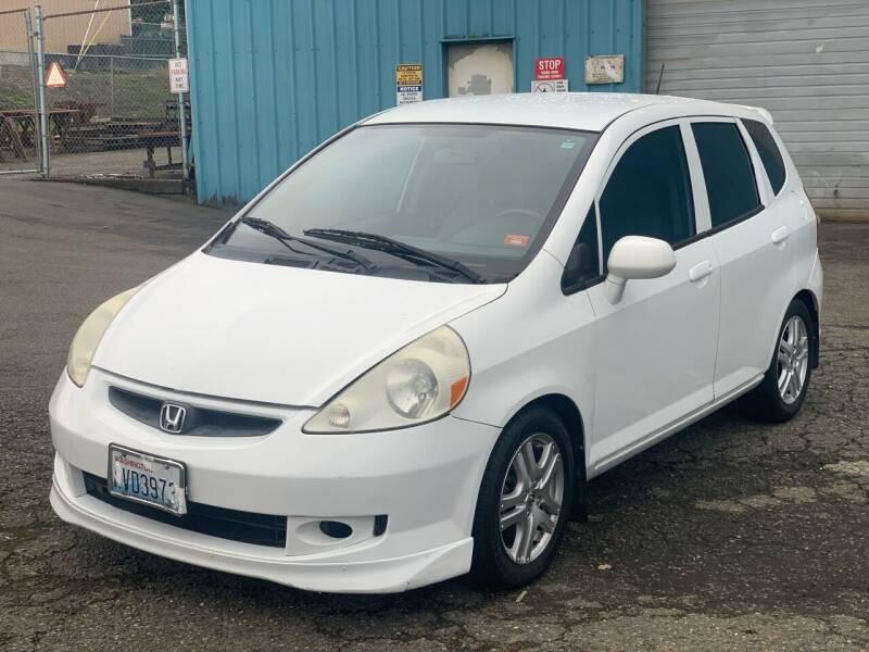 2007 Honda Fit for sale at South Tacoma Motors Inc in Tacoma WA