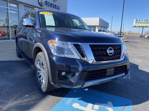 2019 Nissan Armada for sale at Bayird Truck Center in Paragould AR