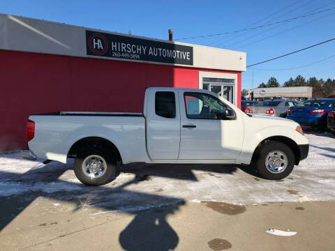 2014 Nissan Frontier for sale at Hirschy Automotive in Fort Wayne IN