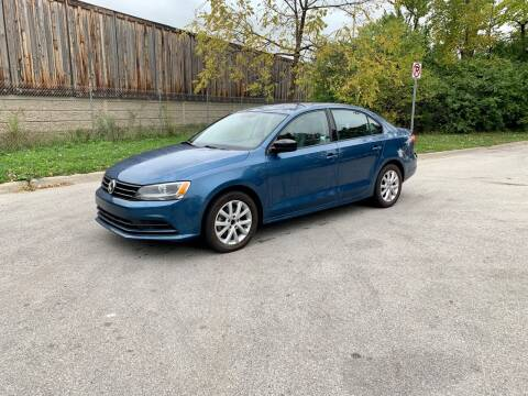 2015 Volkswagen Jetta for sale at Posen Motors in Posen IL