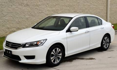 2013 Honda Accord for sale at Raleigh Auto Inc. in Raleigh NC