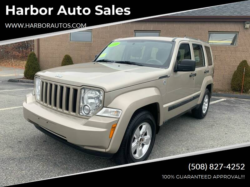 2011 Jeep Liberty for sale at Harbor Auto Sales in Hyannis MA
