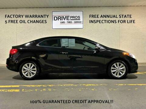2016 Kia Forte Koup for sale at Drive Pros in Charles Town WV