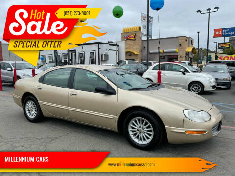 1999 Chrysler Concorde for sale at MILLENNIUM CARS in San Diego CA
