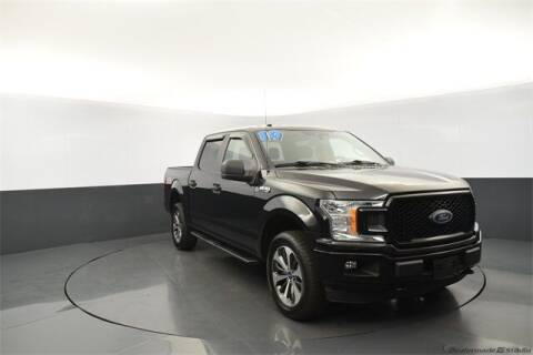 2019 Ford F-150 for sale at Tim Short Auto Mall in Corbin KY
