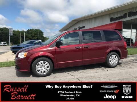2020 Dodge Grand Caravan for sale at Russell Barnett Chrysler Dodge Jeep Ram in Winchester TN