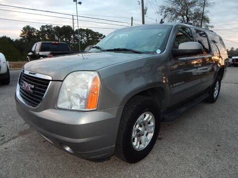 2007 GMC Yukon XL for sale at Medford Motors Inc. in Magnolia TX