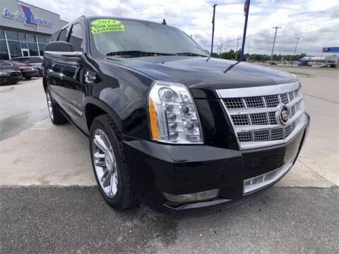 2014 Cadillac Escalade ESV for sale at Show Me Auto Mall in Harrisonville MO