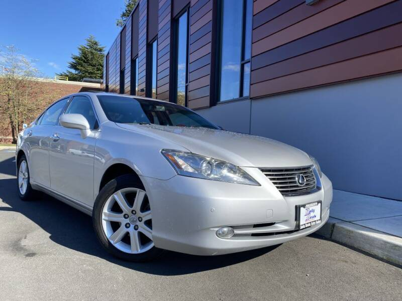 2008 Lexus ES 350 for sale at DAILY DEALS AUTO SALES in Seattle WA