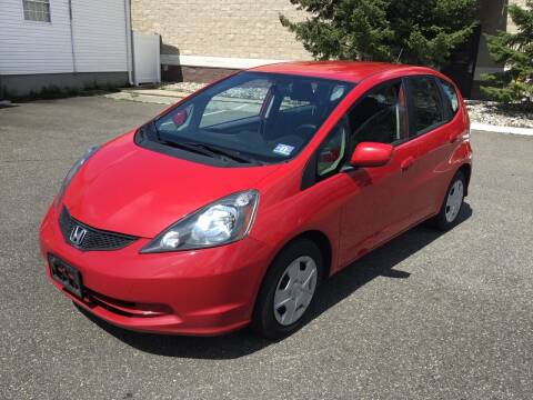 2012 Honda Fit for sale at Bromax Auto Sales in South River NJ