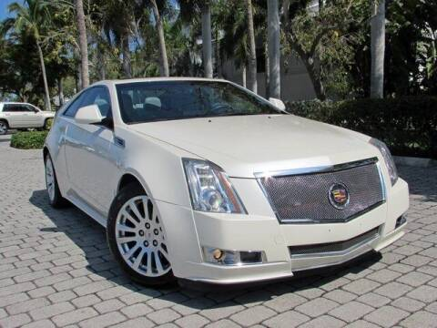 2011 Cadillac CTS for sale at Auto Quest USA INC in Fort Myers Beach FL