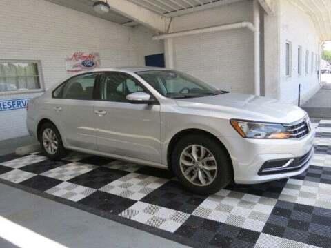 2018 Volkswagen Passat for sale at McLaughlin Ford in Sumter SC