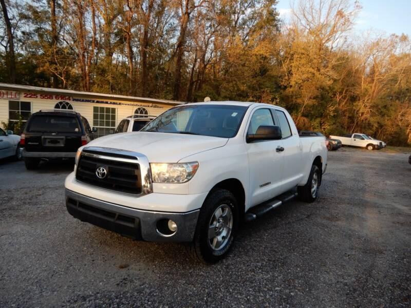 2011 Toyota Tundra for sale at B&B AUTO RTO LLC in Sorrento LA