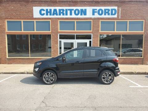2019 Ford EcoSport for sale at Chariton Ford in Chariton IA