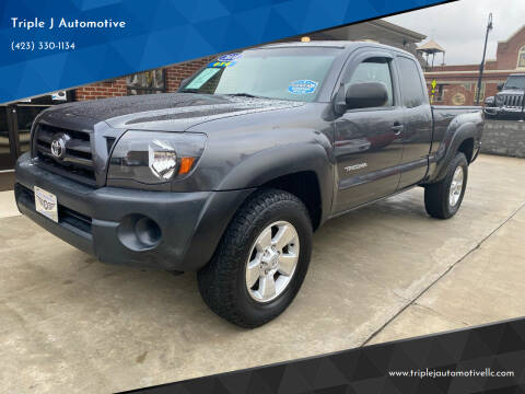 2010 Toyota Tacoma for sale at Triple J Automotive in Erwin TN