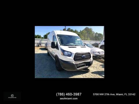 2019 Ford Transit Cargo for sale at ELITE MOTOR CARS OF MIAMI in Miami FL
