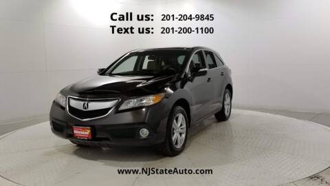 2015 Acura RDX for sale at NJ State Auto Used Cars in Jersey City NJ