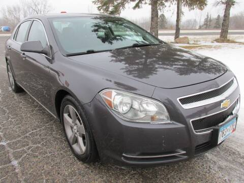 2011 Chevrolet Malibu for sale at Buy-Rite Auto Sales in Shakopee MN