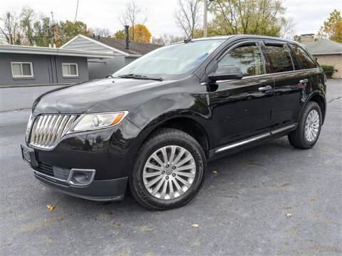 2013 Lincoln MKX for sale at GAHANNA AUTO SALES in Gahanna OH