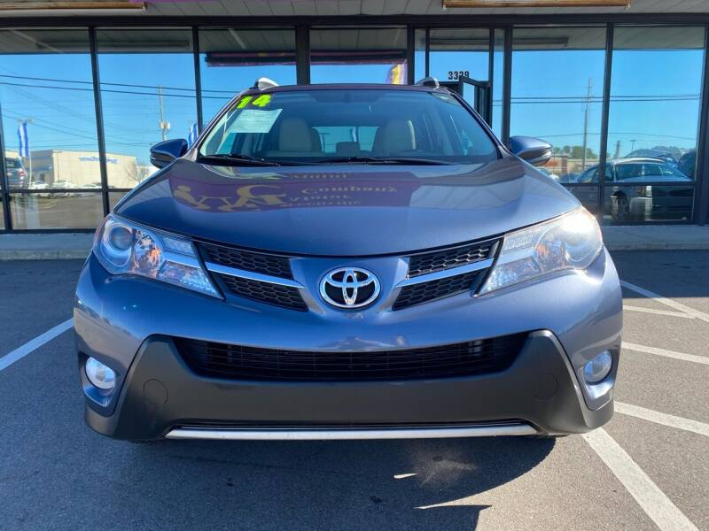 2014 Toyota RAV4 for sale at DRIVEhereNOW.com in Greenville NC