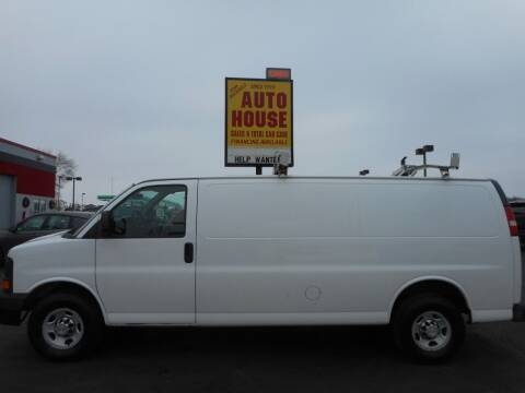 2011 Chevrolet Express Cargo for sale at AUTO HOUSE WAUKESHA in Waukesha WI