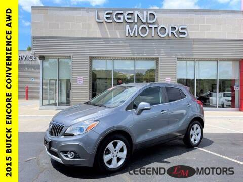 2015 Buick Encore for sale at Legend Motors of Waterford in Waterford MI
