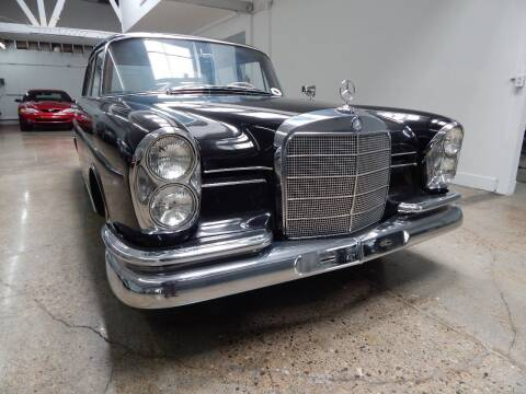 1962 Mercedes-Benz 220-Class for sale at Milpas Motors Auto Gallery in Ventura CA
