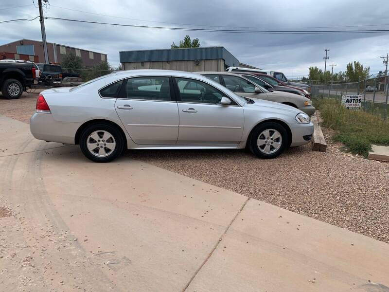 2011 Chevrolet Impala for sale at Pro Auto Care in Rapid City SD