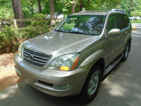 2004 Lexus GX 470 for sale at City Imports Inc in Matthews NC